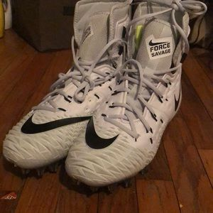 Men's Nike Force Savage Cleats
